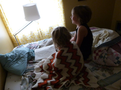 an #unschooling morning