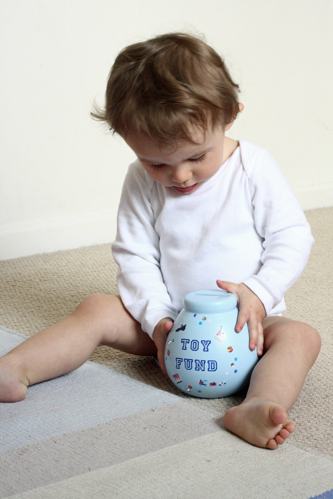 Saving Money - Children / Toddlers