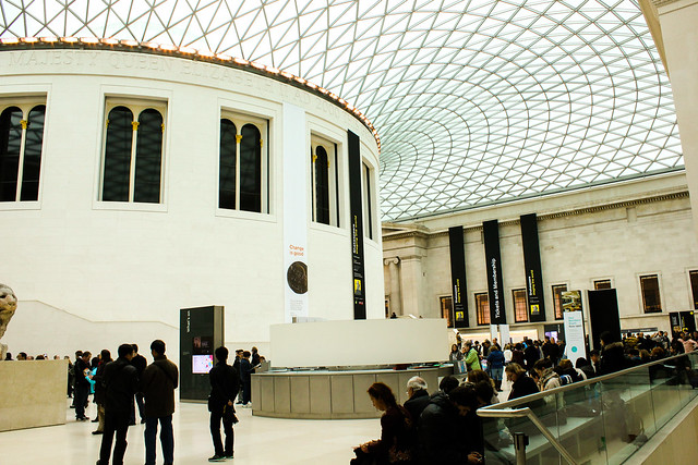Great Court del British Museum