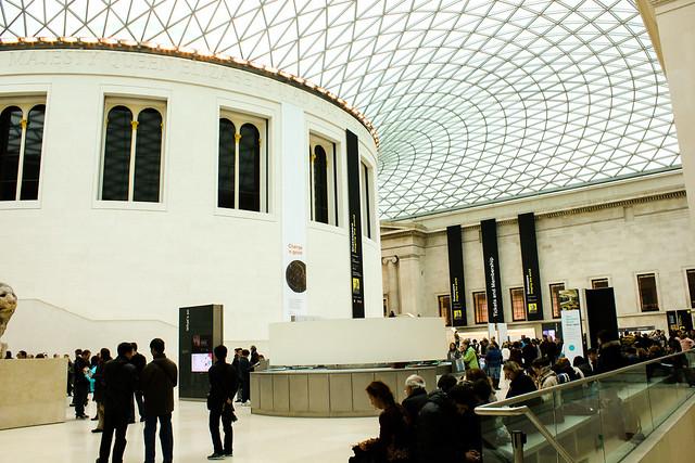 Great Court del British Museum