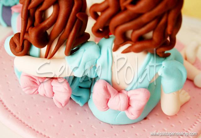 Anne kız pastası