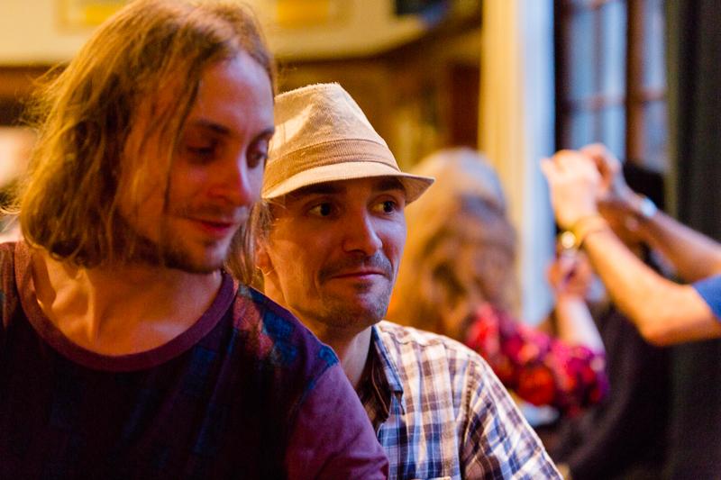 Beulebal met het Duo Leemans Driessens