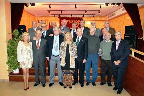 Concejala,presidentes,premiados, jurados y directivos Casa