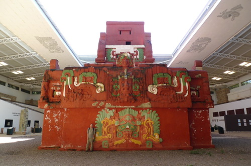 Rosalia Temple - Copan, Honduras
