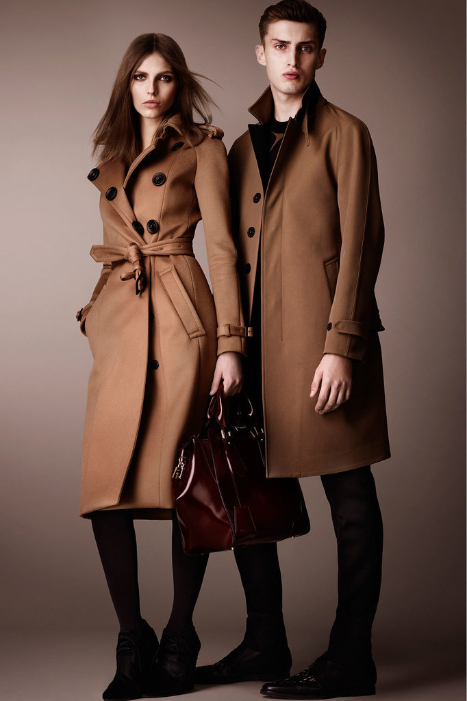 Charlie France0286_Burberry Prorsum's Pre-Fall 2013 Collection(Homme Model)