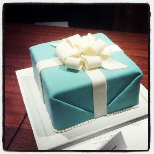 Tiffany & Co. 175th anniversary media luncheon at Blue Duck Tavern