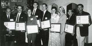 1998 Athletic Hall of Fame Honors