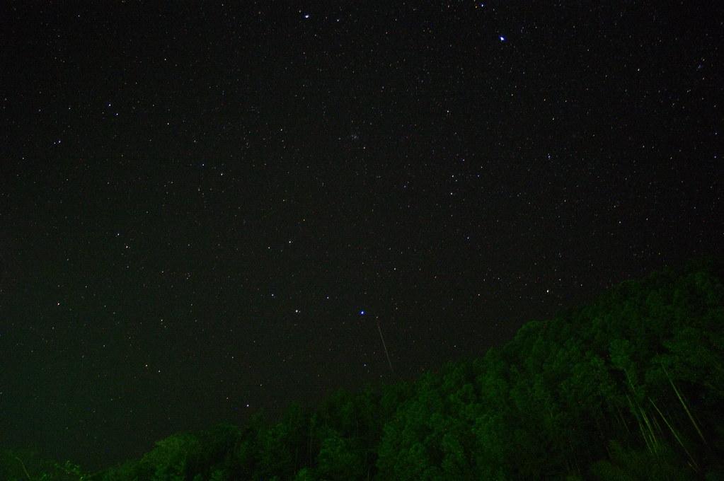 達邦雙子座流星