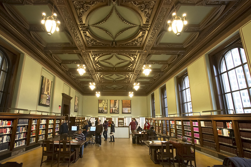 St. Louis Central Library Reopening 23