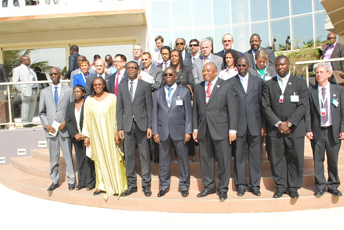 23rd RBM Board meeting group photo