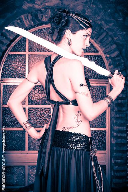 SesionaTE! Noviembre 2012: Danza Oriental