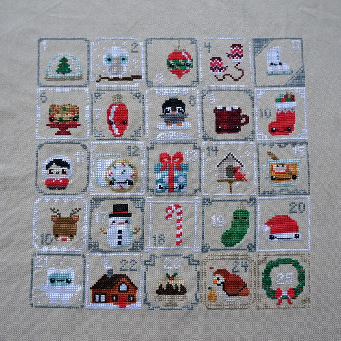 Kawaii Winter Wonderland Countdown by jenniferworthen
