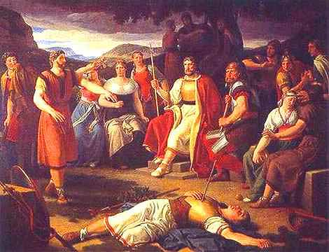 Death of Baldur