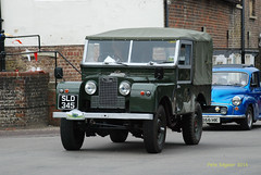SLD345 1956 Land Rover