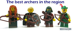 The best archers in the region