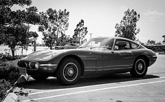 Toyota 2000GT at Old Ranch Country Club