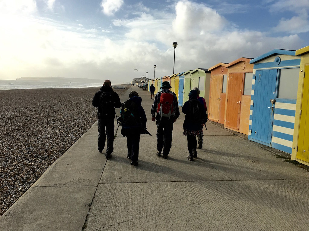 Seaford Glynde to Seaford walk