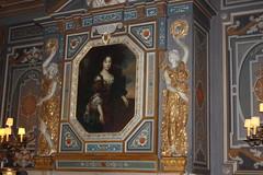 Cheverny. Pintura y decoración