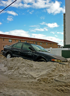 Hurricane Sandy: Parked