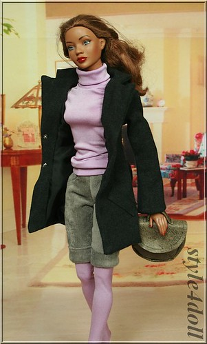"Fashion for 22"" Tonner American Model - style4doll by style4doll"
