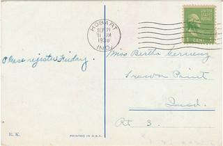 Trinity-Gernenz pc 1938 verso