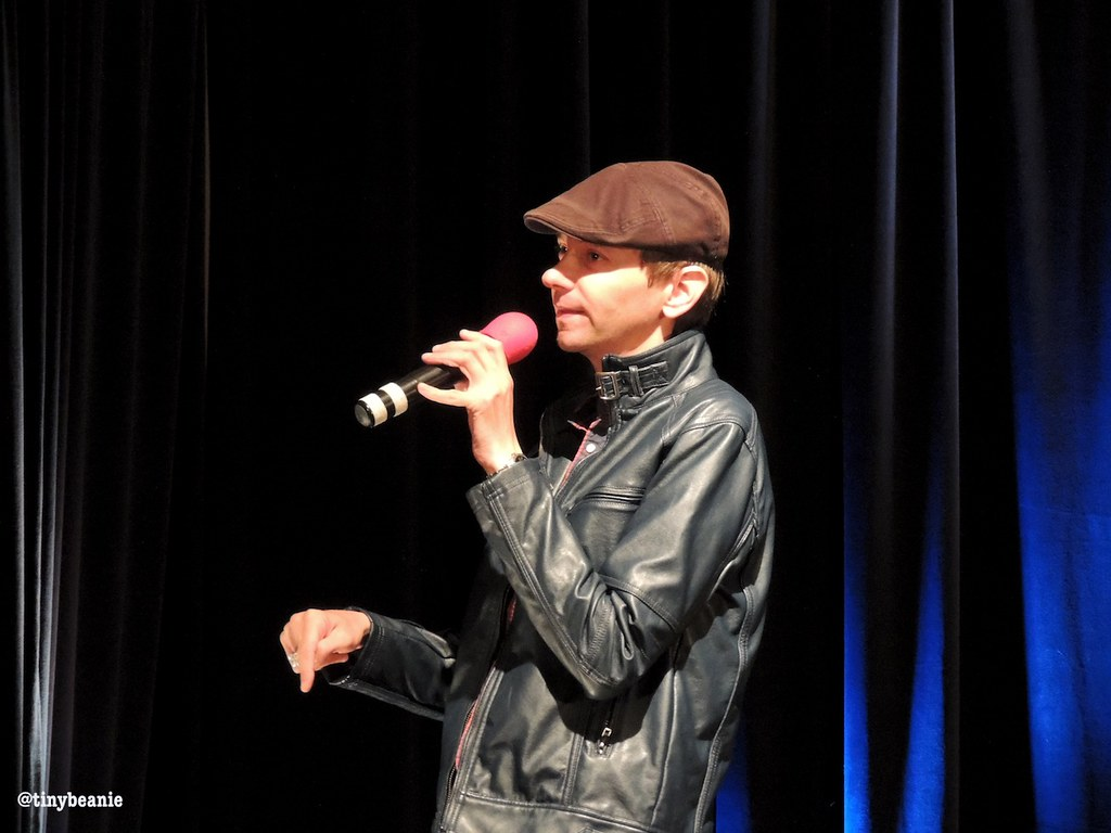 ChiCon 2012- DJ Qualls - ugliest people in the world