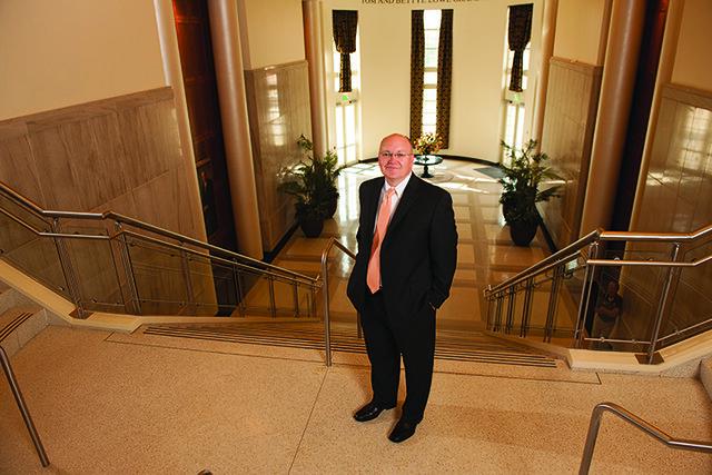 Christopher B. Roberts, Engineering Dean