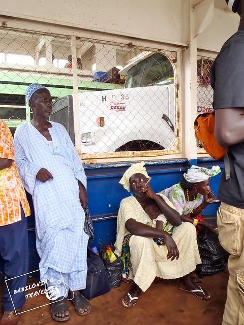 Transbordador Gambia