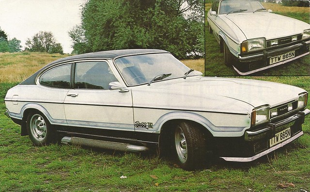 1975 ford capri mk2 ttw865n flickr photo sharing. Black Bedroom Furniture Sets. Home Design Ideas