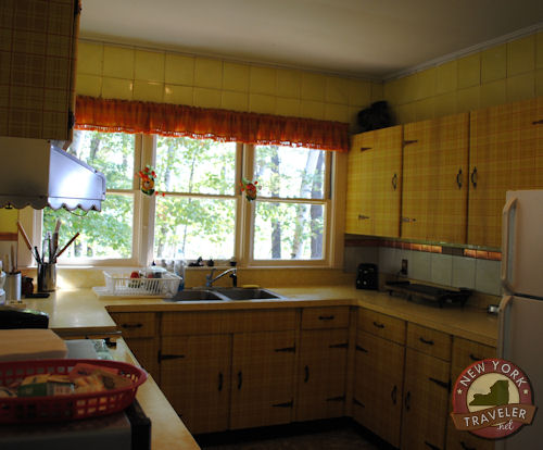 Birch Cottage Kitchen