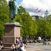 Oslo, near Royal Palace