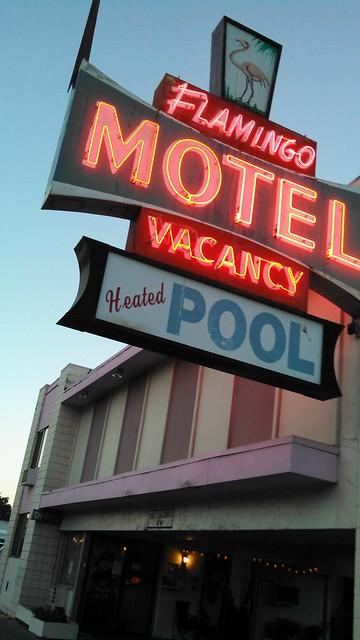 flamingo motel reno