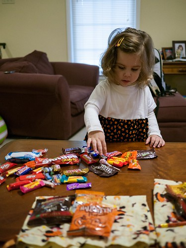 Counting candy