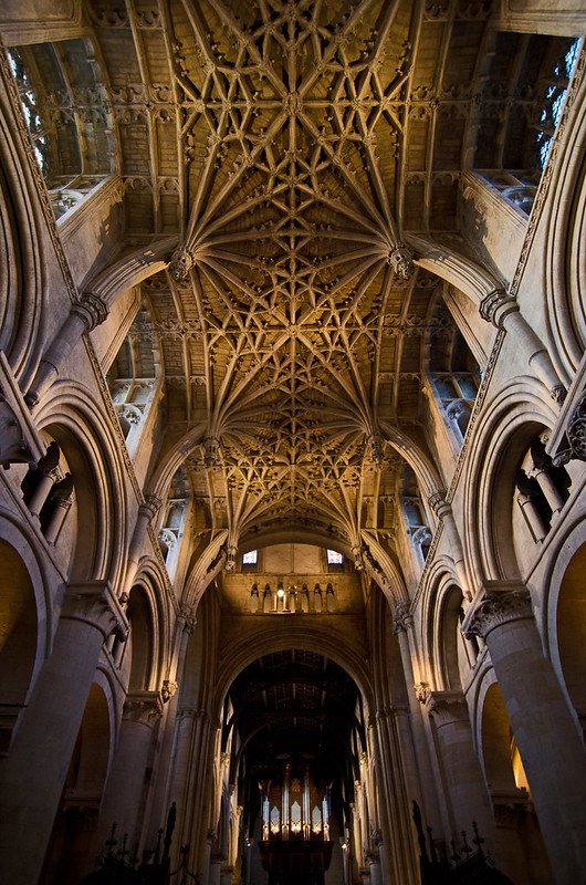 christ church oxford england united kingdom university cathedral