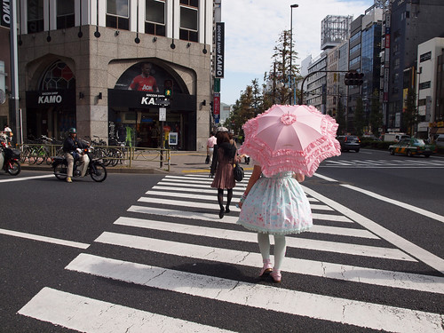 Lolita in Shinjuku