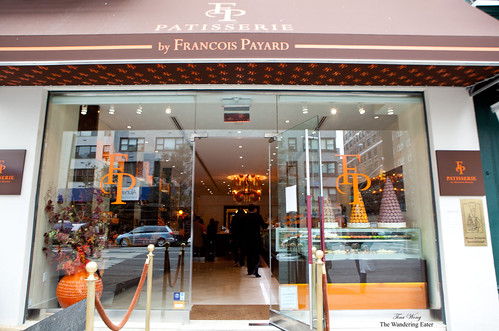 Exterior of FP Patisserie, Upper East Side
