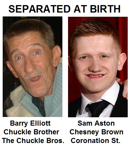 Image Result For Barry Chuckle