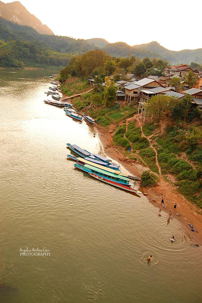 Nong Khiaw River 2