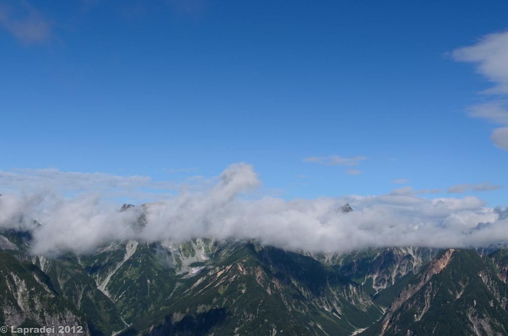 20120915 槍ヶ岳