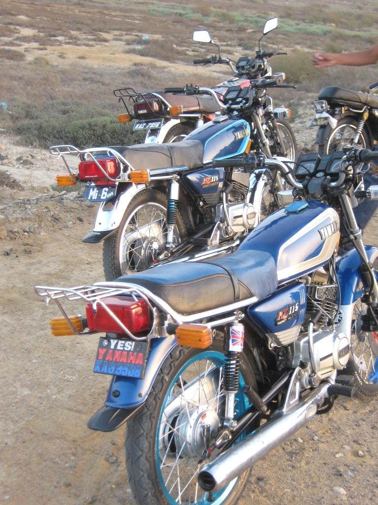 Yamaha rx115 one ofthe best - 8175534482 5d5f0eb209 b
