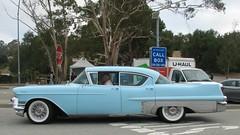 1957 Cadillac Series 60 Fleetwood 'JNR 622' 2