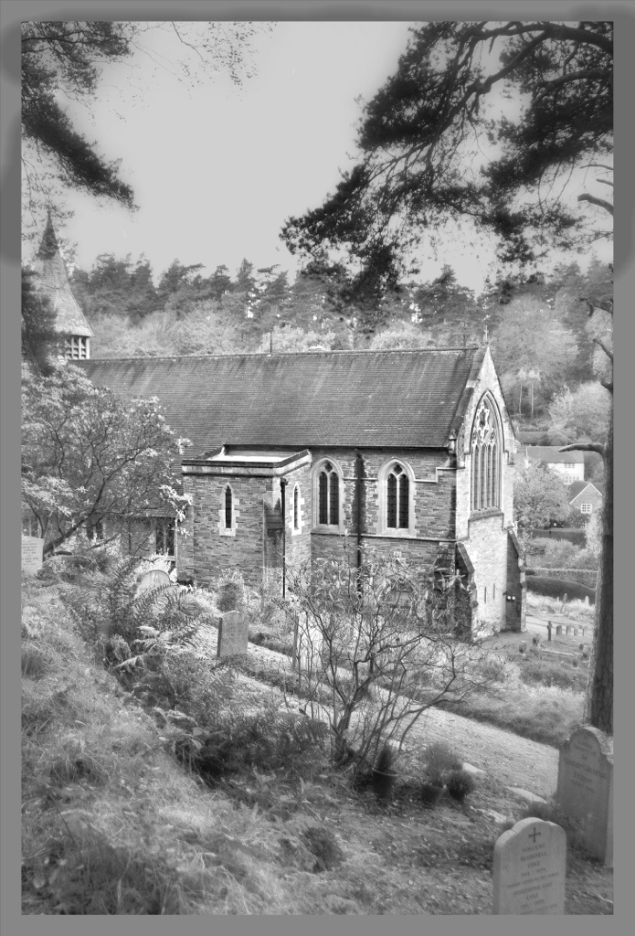 The Church at Holmbury St Mary