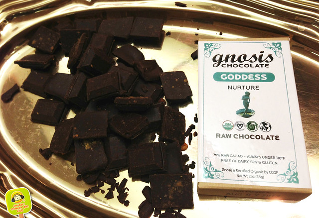 Chocolate Show New York 2012 GNOSIS CHOCOLATE