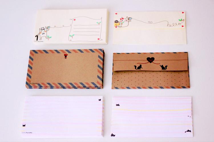 my favorite envelopes