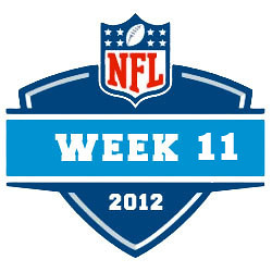 2012-13 NFL Week 11 Logo