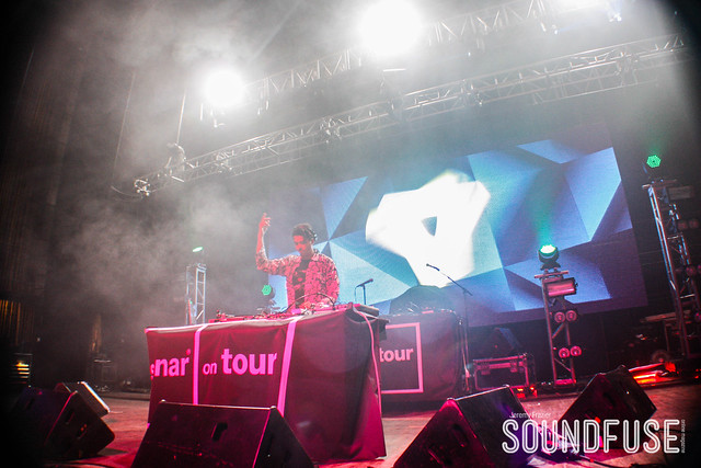 10.31.12 Sonar on Tour: Die Antwoord, Azari & III, Seth Troxler at Congress Theater