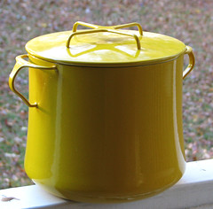 Dansk Kobenstyle Stock Pot yellow