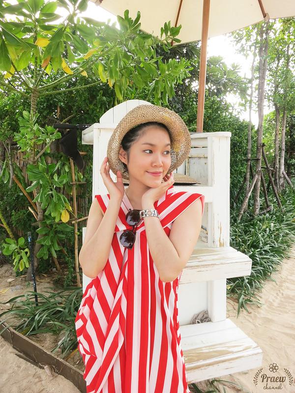 Huahin Trip: Beach Outfit