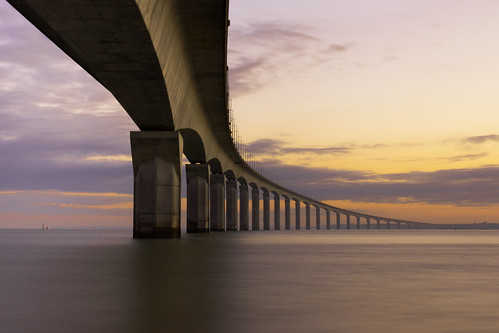 bridge sea seascape clouds sunrise canon eos pont larochelle nuages waterscape iledere littoral leverdusoleil rivedoux charentesmaritimes 60d stunningskies blinkagain rememberthatmomentlevel1 rememberthatmomentlevel10