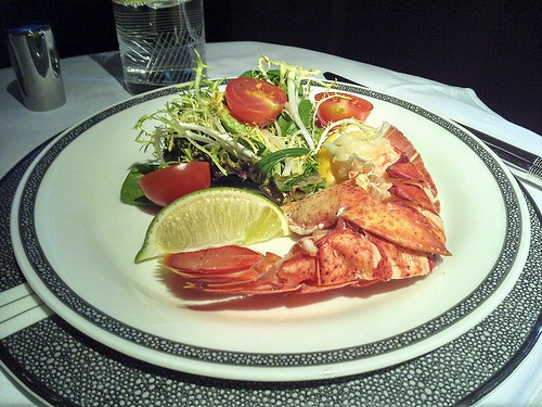 Lobster Medallions